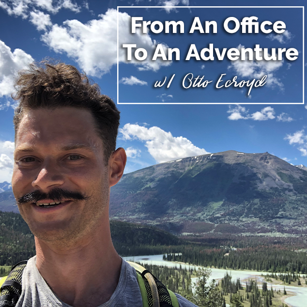 Extra Pack of Peanuts podcast From An Office To An Adventure w/ Otto Ecroyd