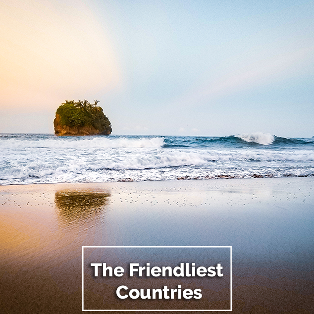 Extra Pack Of Peanuts Podcast The Friendliest Countries