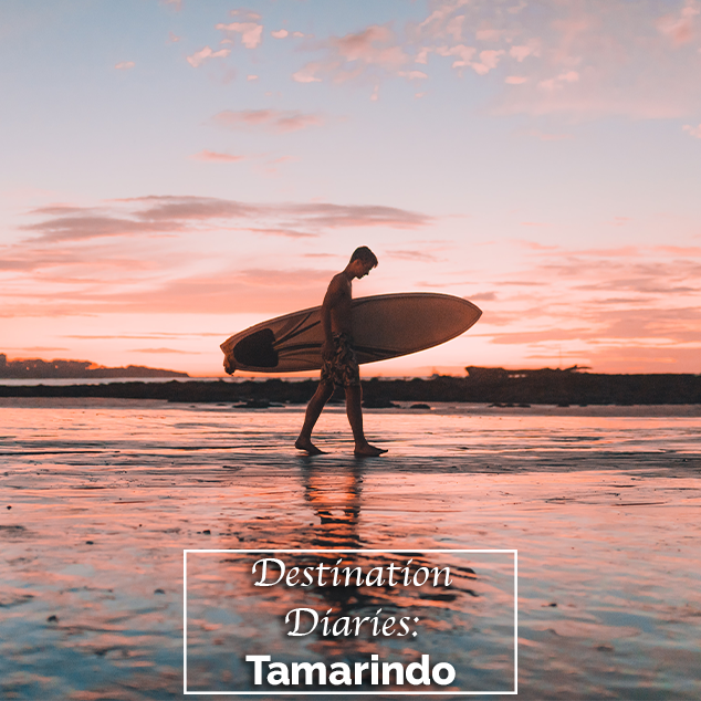 Extra Pack of Peanuts Podcast Destination Diary: Tamarindo, Costa Rica
